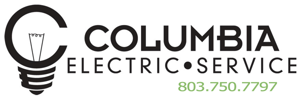 Columbia Electric Service Logo 803-750-7797